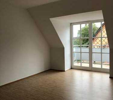Ruhige 2-Raum Maisonettenwohnung in Raben Steinfeld