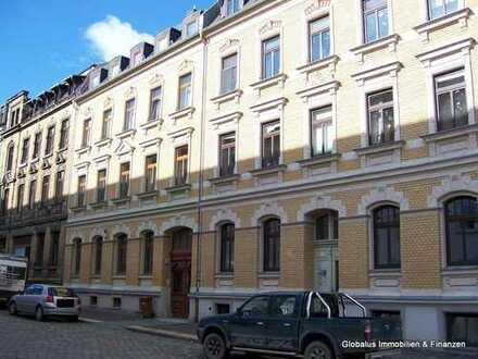 Zentrumsnahe 4-Raum-Wohnung mit Balkon