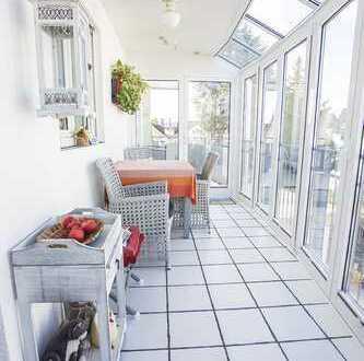4-ZI Dachgeschoss Maisonette Wohnung in Hofheim I