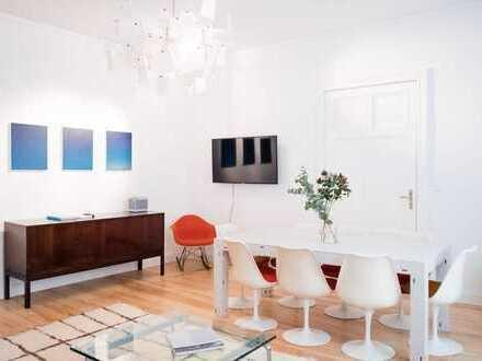 Top Location furnished / möbliertes Apartment Charite / Bundestag Fußläufig 135 qm2