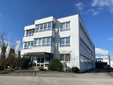 Idealer Standort! Produktions- und Bürogebäude