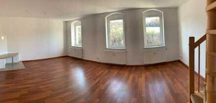 3-Raum-Maisonette-Wohnung mit Balkon in Dresden-Kaitz
