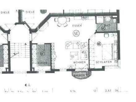 2 Zimmer Wohnung mit Balkon und TG
