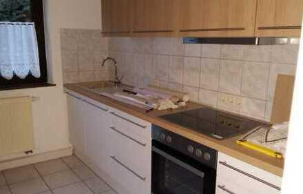 3 Zi.-Wohnung m.EBK nähe Stadtmitte an ruhiges Paar od. Einzelperson zu vermieten - Kaltmiete 420€