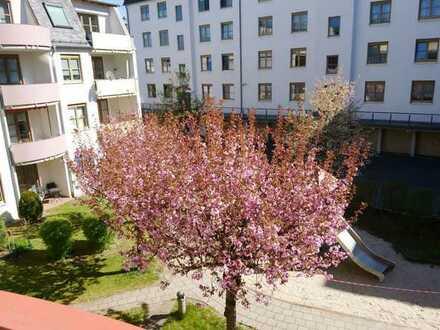 Charmante 2-Zimmer-Wohnung mit schönem Blick in den Innenhof