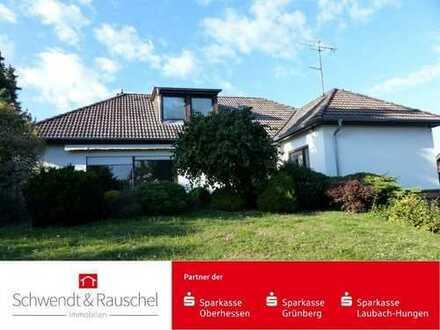 Freistehendes Einfamilienhaus in schöner Lage von Butzbach/Hoch-Weisel