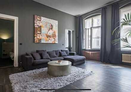 Exklusive Moderne Wohnung am Ku'damm möbliert auf Zeit