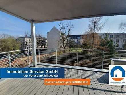 Schöne 3-Raum-Wohnung mit Balkon im 1.OG -Neubau-Erstbezug-Tiefgarage Fahrstuhl-
