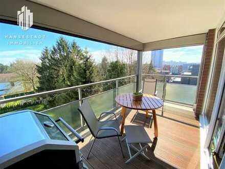 Hochwertige 3-Zimmer Eigentumswohnung mit Balkon & Tiefgarage!