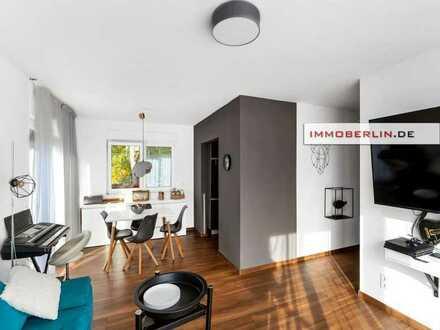 IMMOBERLIN.DE - Hervorragend konstruiertes Einfamilienhaus mit großem Garten