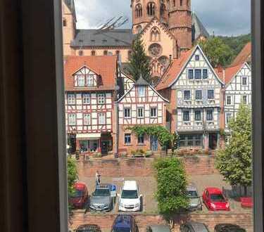 2 Zimmer Luxus-Penthousewohnung in traumhaft schöner Altstadtlage von Gelnhausen