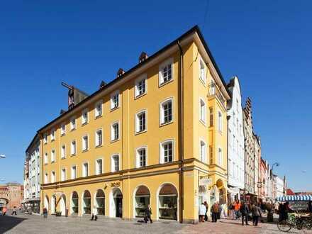 Hochwertige Büroflächen in denkmalgeschütztem Altstadthaus