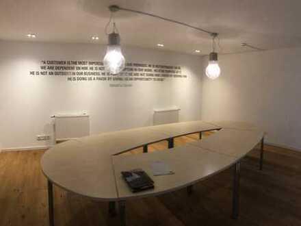 Büro/Atelier mit zweiter Ebene