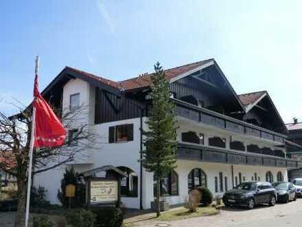 Kleine 3-Zi.-Wohnung in Oberstaufen-Steibis