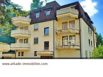 *** Großzügige 3,5-Zimmer-Wohnung mit 3 Balkons in Innenstadtlage ***