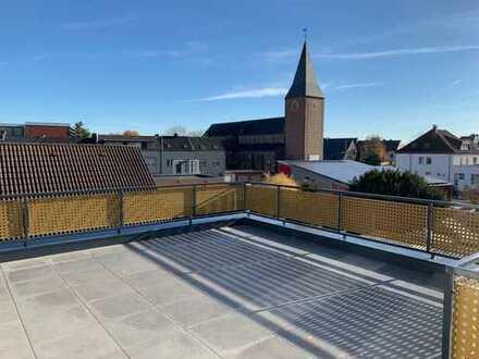 TOP-Penthouse Wohnung mit 117,81 qm (4 Zimmer) in Neubauobjekt (Erstbezug) in Düren-Birkesdorf
