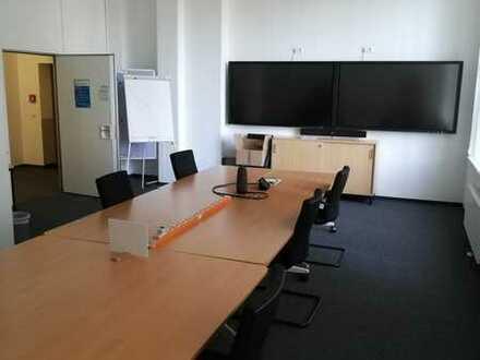 Helle, moderne Büroflächen in THE PLANT Uferstadt Fürth