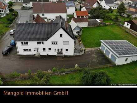 4,5 Zimmer Wohnung in Oberholzheim
