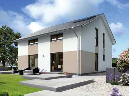 KFW 55 Einfamilienhaus mit Bauplatzkosten