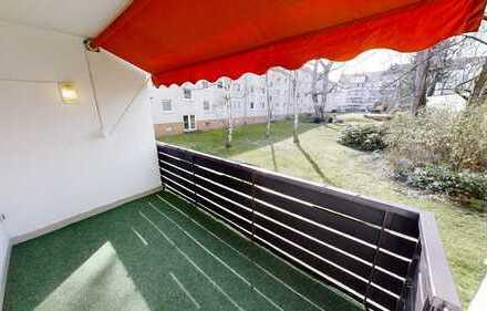 Maschseenähe + Garage + separater Raum für´s Homeoffice + Gäste-WC