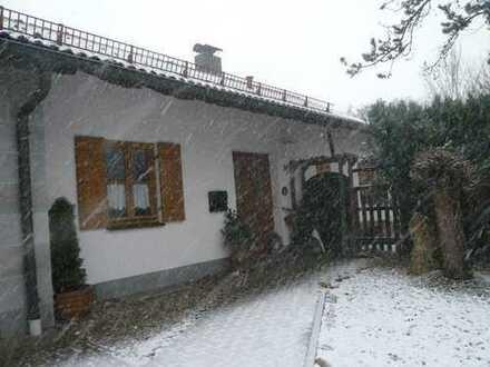Split-level Einfamilienhaus, lichtdurchfl., in Weißenburg-Gunzenhausen (Kreis), Pappenheim