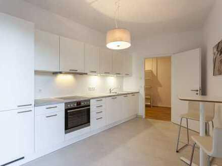 Jetzt mietfreien Monat sichern: ERSTBEZUG - Einbauküche - 3 Balkone - 2 moderne Bäder