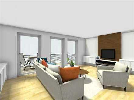 Barrierenfreie 2 Zimmer Wohnung mit EBK, großem Duschbad und Gartenterrasse in W- Uellendahl