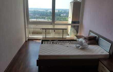 2 ZKBB Wohnung über den Dächern von Ludwigshafen