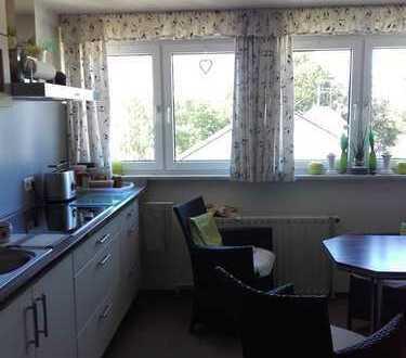 Schöne 2-Zimmer-Wohnung mit Blick über Krumbach