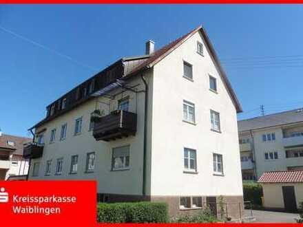 Freie Drei-Zimmer-Wohnung in Sulzbach