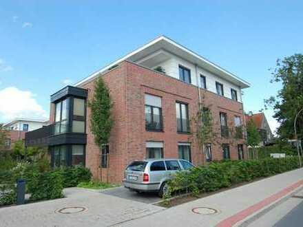 Freundliche 3-Zimmer-Wohnung mit Tiefgaragenstellplatz in Vechta