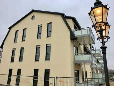 ERSTBEZUG- Großzügig geschnittene 2-Zimmerwohnung im DG mit großem WEST-BALKON