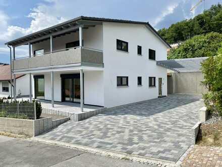 NEUBAU! Sehr schöne EG-Wohnung in Fischbach zu vermieten