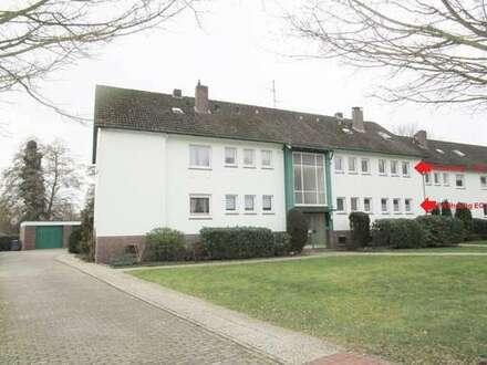 Zwei Wohnungen in einem MFH mit Garage in Westerstede