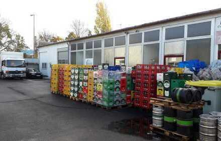 Lagerhalle mit Büro- & Sozialbereich in Mannheim Neckarstadt-Ost zu vermieten