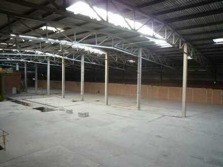 Lagerhalle und Produktionsbereiche nahe Kamenz
