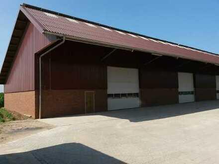 Lager- und Maschinenhalle in Borken zu mieten!
