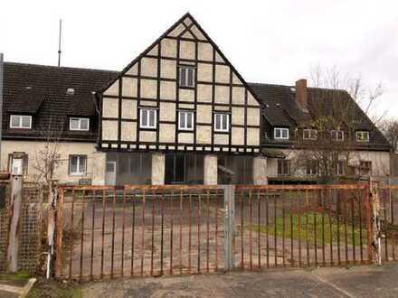 Eine besondere Immobilie auf großem Grundstück nahe der Alten Oder!