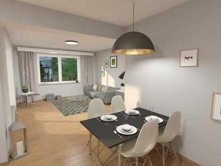 Erstbezug: attraktive 2-Zimmer-Wohnung mit EBK und Balkon in Kissing