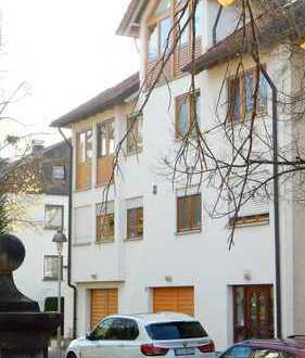 Maison.-Whg., Sauna, 2Bäder, 4Schlafz., Ebk., 2Balkone, Terrasse… gegenüber Schloß Steinbach Wernau