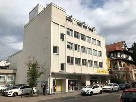 Praxis/Büro im Zentrum von Heidenheim zu vermieten.