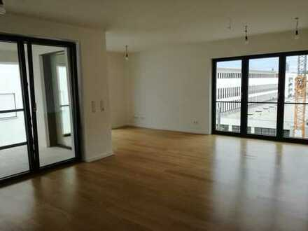 Erstbezug: Exklusive 2-Zimmer-Wohnung mit Loggia in Augsburg
