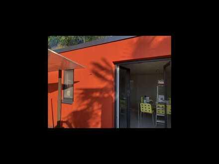 Stilvolle, modernisierte 1-Zimmer-Terrassenwohnung und EBK in Trier Ruwer
