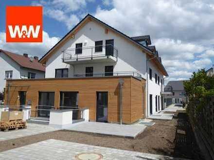 Moosburg/Flughafen Renditeobjekt, attraktives und modernes 7-Familienhaus Erstbezug, Ideal zur Verm
