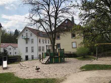 Barrierefreie Wohnung im Zentrum Baden-Baden mit Terrasse und EBK