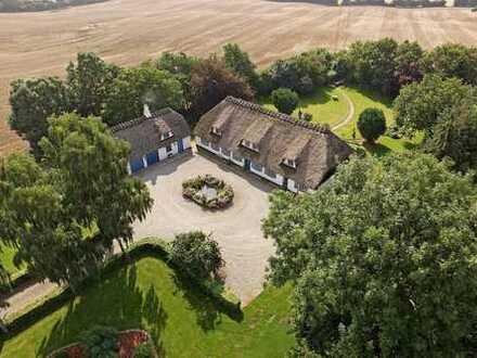 Eine geschichtsträchtige Immobilie sucht einen neuen Eigentümer....