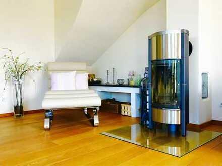 Neuwertige 3,5-Zimmer-Maisonette-Wohnung mit Balkon und EBK in Olpe