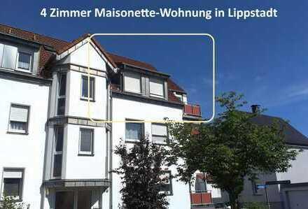 4-Zimmer Maisonette-Wohnung (76qm) in Lippstadt (Nord) mit Balkon und PKW-Stellplatz
