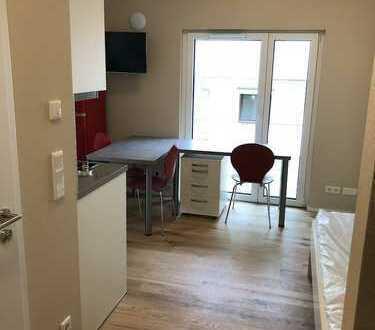 Helles modernes 1-Zimmerappartement - ERSTBEZUG