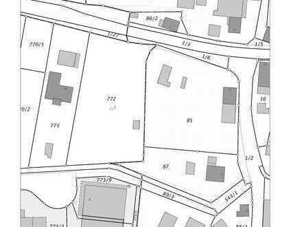 Bauträger aufgepasst!! Attraktives voll erschlossenes Grundstück in Zentraler Lage!